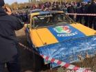 У гонках в Кривому розі авто в′їхало в натовп, серед постраждалих є діти