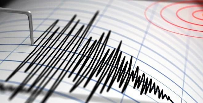 В Азовському морі стався землетрус - фото