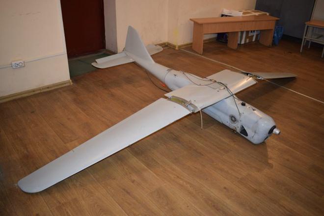 Вертоліт ЗСУ збив російський БПЛА. Відео - фото