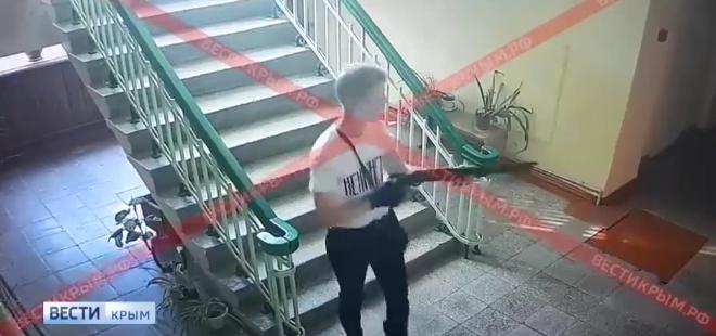 Відео теракту в Керченському коледжі (18+) - фото