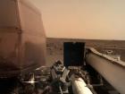 InSight надіслав своє перше якісне фото поверхні Марса