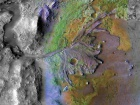 NASA обрала цікаве місце для висадки марсохода