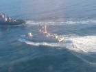 Росіяни захопили катери ВМС ЗСУ, є поранені