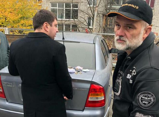 В Києві затримано суддю-зрадника - фото