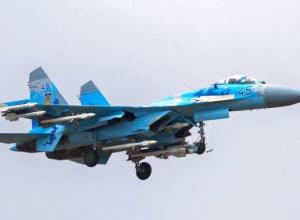 На Житомирщині розбився Су-27 (доповнено) - фото