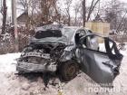 Опель виїхав на зустрічну смугу на Житомирщині: троє загиблих