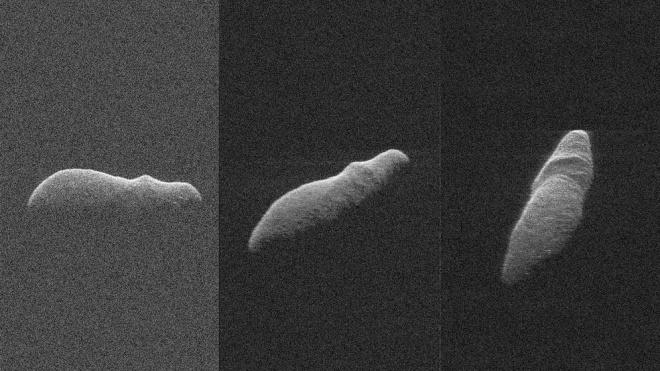 """Повз Землю пролетів астероїд-""""бегемот"""" - фото"""