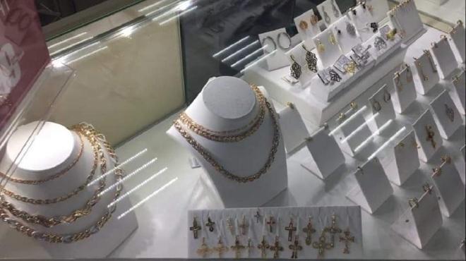 В магазинах «Столичної ювелірної фабрики» вилучено ймовірної контрабанди на 150 млн грн - фото