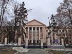 Амосова разом з тітушками штурмувала університет