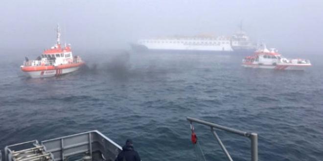 Біля Туреччини затонуло судно з українцями, є загиблі - фото