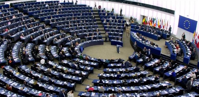 Європарламент визнав Гуайдо тимчасовим президентом Венесуели - фото