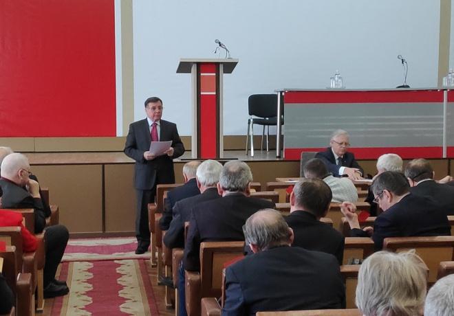 Комуніст Симоненко висувається на президентські вибори - фото