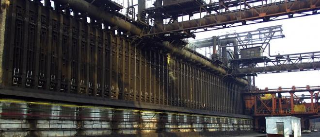 На Дніпропетровщині стався вибух на коксохімічному заводі - фото