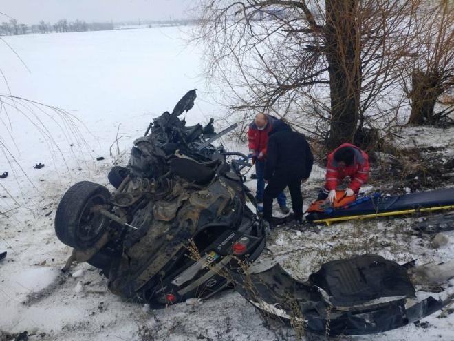 На Миколаївщині в ДТП загинуло 8 осіб - фото