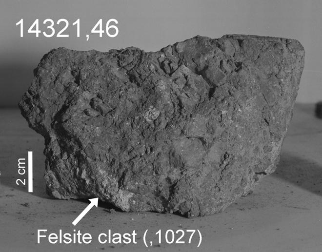 Найстарішу земну породу знайдено на... Місяці - фото