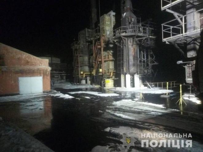 Поліція відкрила провадження за фатом вибуху на заводі ДКХЗ - фото