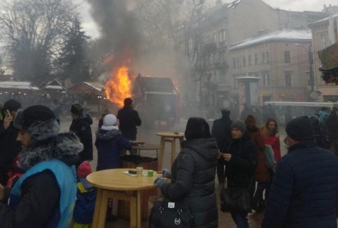 Помер постраждалий під час вибуху на різдвяному ярмарку у Львові - фото