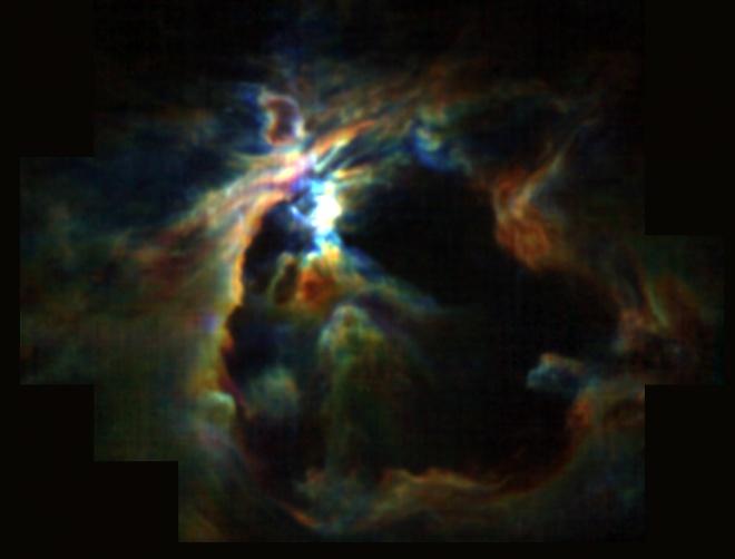 Припіднято завісу над формуванням зірок в туманності Оріона - фото