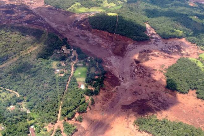 Прорив дамби в Бразилії: є загиблі, багато пропалих безвісти - фото
