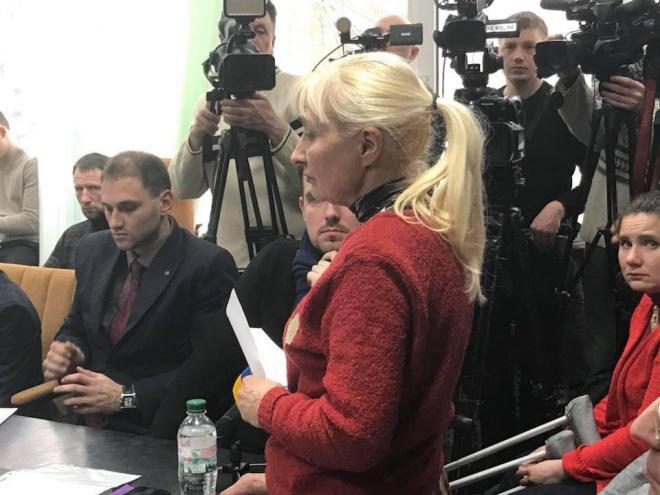 Резонансна ДТП у Харкові: в суді з'явилася лікар-нарколог Федірко - фото