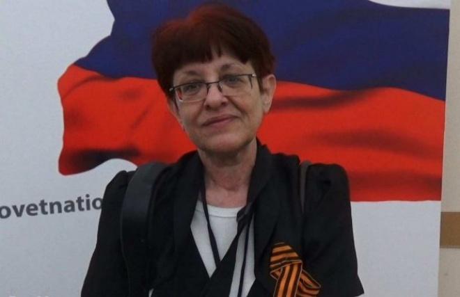 СБУ затримала пропагандистку, яку видворили з Росії - фото