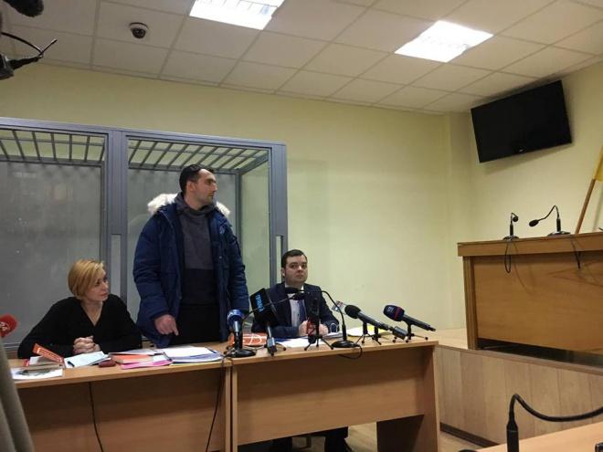 Суд заарештував боксера, який одним ударом вбив УДОшника - фото