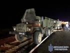 В аварії з військовими вантажівками на Херсонщині загинула людина