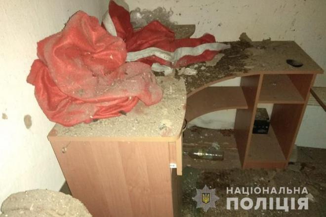З-за школярки вибухнула граната: постраждали п'ятеро - фото