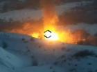 Захисники знищили ворожу МТЛБ-У із зеніткою