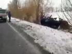 З'явилося відео аварії, в якій загинуло 8 осіб