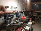 На Одещині виявили підпільний завод з обробки бурштину