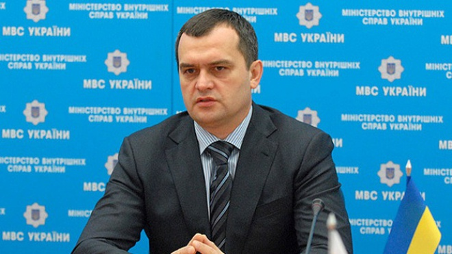 Скасовано арешт з майна екс-міністра МВС Захарченка - фото