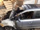 В Одесі підпалили автівку активіста