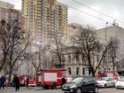 Знову горів старий і відселений будинок на Лук'янівці в Києві
