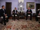 Бойко з Медведчуком приїхали до прем′єра країни-агресора поговорити про економічну співпрацю