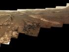 Чудова панорама поверхні Марсу з останніх фотографій Opportunity