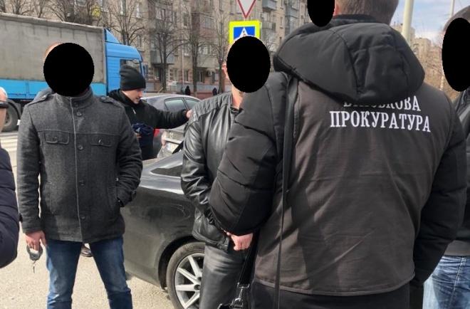 На хабарі попався мер міста на Дніпропетровщині - фото
