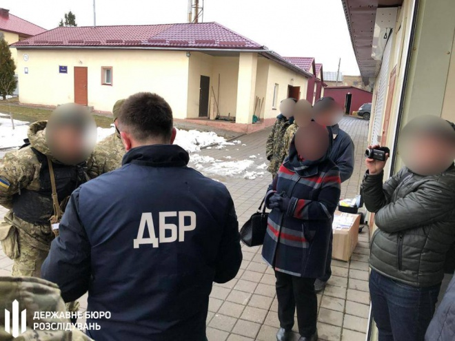 На Львівщині прикордонник застрелив іншого прикордонника - фото