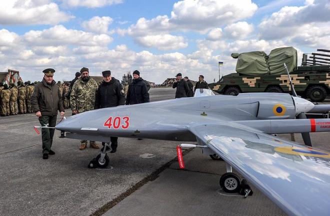 Турецький ударний безпілотник випробували перед передачею до ЗСУ - фото