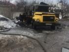 У вантажівці вибухнув газовий балон, загинув чоловік