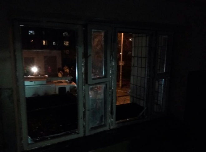 В Києві стався вибух в багатоповерхівці на Стальського - фото