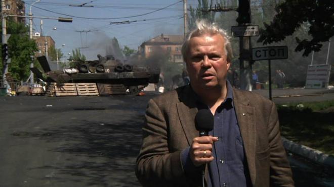 В СБУ пояснили чому не пустили в Україну австрійського журналіста - фото