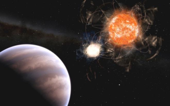 Астрономи знайшли планету з масою в 13 Юпітерів - фото