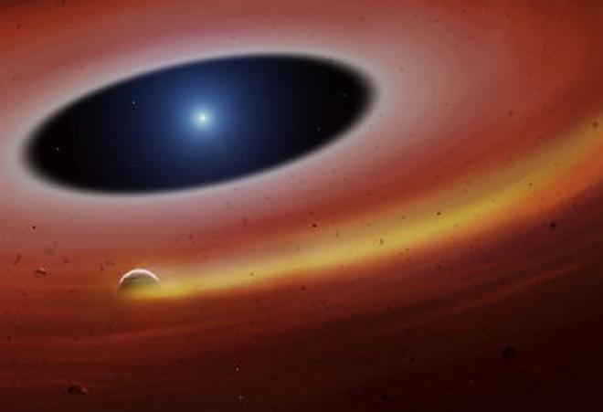 Біля мертвої зірки виявили дивовижний об′єкт - фото