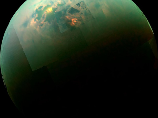 Кассіні надав нове уявлення про озера на Титані - фото