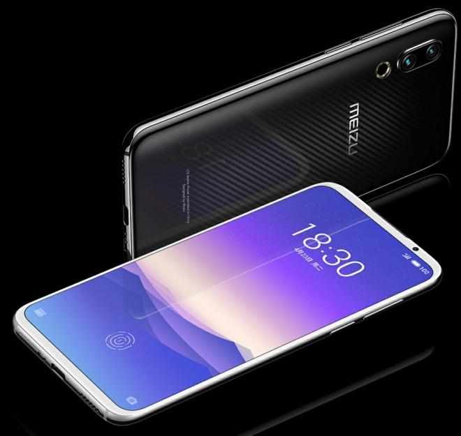 Meizu представила свій флагманський смартфон 16s - фото