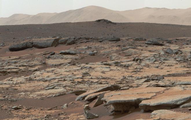 Підтверджено наявність метанових викидів на Марсі - фото
