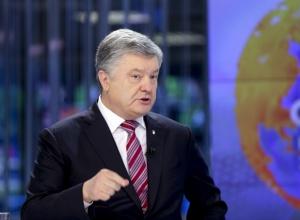 Порошенко назвав дату, коли чекатиме Зеленського на «Олімпійському» - фото