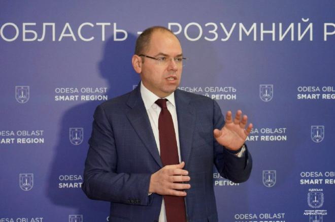 Порошенко відсторонив голову Одеської ОДА, але той не хоче йти - фото