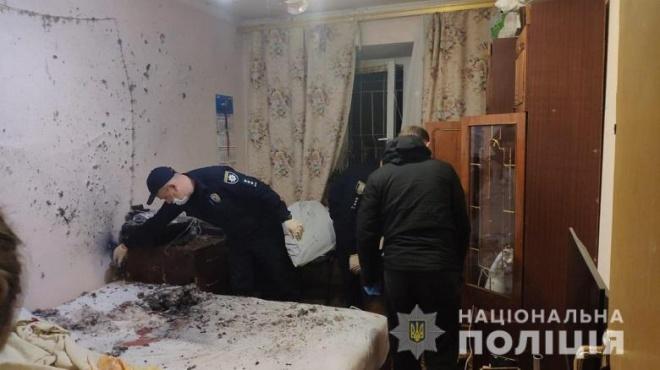 Унаслідок вибуху гранати в столичній квартирі загинули дві людини - фото